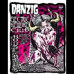 Allen Jaeger Danzig Poster