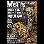 Allen Jaeger Misfits Poster