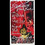 Allen Jaeger Legendary Pink Dots Poster