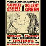 Allen Jaeger Superjoint Ritual Poster