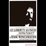 Jagmo - Nels Jacobson Jesse Winchester Poster