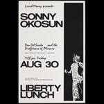 Jagmo - Nels Jacobson Sonny Okosun Poster