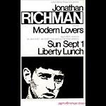 Jagmo - Nels Jacobson Jonathan Richman Poster