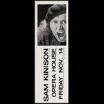 Jagmo - Nels Jacobson Sam Kinison Poster