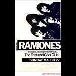 Jagmo - Nels Jacobson Ramones Poster