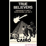 Jagmo - Nels Jacobson True Believers Poster