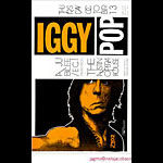 Jagmo - Nels Jacobson Iggy Pop Poster