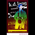 Jagmo - Nels Jacobson k.d. Lang Poster