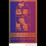 Jagmo - Nels Jacobson The Church Poster