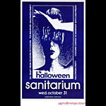 Jagmo - Nels Jacobson Sanitarium Halloween Party Poster