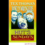 Jagmo - Nels Jacobson Tex Thomas & The Danglin� Wranglers Poster