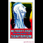 Jagmo - Nels Jacobson MC 900 Ft. Jesus Poster
