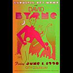 Jagmo - Nels Jacobson David Byrne Poster
