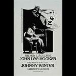 Jagmo - Nels Jacobson John Lee Hooker Poster