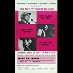 Betty Carter Poster