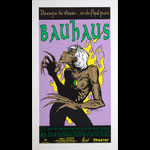 Jermaine Rogers Bauhaus Poster