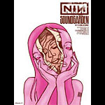 Jermaine Rogers Nine Inch Nails (NIN) with Soundgarden Poster