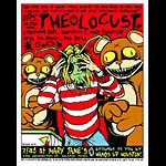Jermaine Rogers The Locust Poster