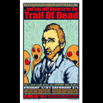 Jermaine Rogers ...And You Will Know Us By The Trail Of Dead Poster