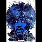 Waldemar Swierzy Incredible Polish Jimi Hendrix  Poster