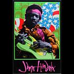 Frank Kozik Jimi Hendrix Poster