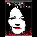 Rob Jones White Stripes LA 2003 Meg Poster