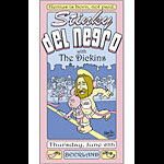 Rob Jones Stinky Del Negro Poster