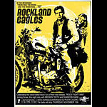 Rob Jones Rockland Eagles Rock! Fight! Win! Release Party Poster