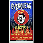 Mike King Everclear Poster