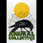 Mike King Animal Collective Sasquatch! Music Festival Poster