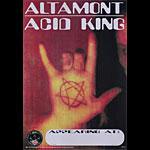 Frank Kozik Altamont Poster