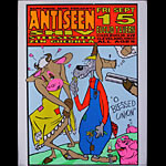 Frank Kozik Antiseen Poster