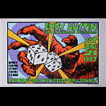 Frank Kozik Emo's Austin Fifth Anniversary Spectacular featuring Mudhoney Poster