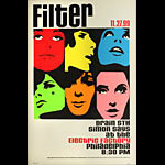 Frank Kozik Filter Poster