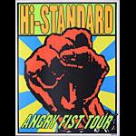 Frank Kozik Hi-Standard Poster