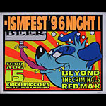 Frank Kozik -ismfest 1996 Night 1 Poster