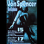 Frank Kozik The Jon Spencer Blues Explosion Poster