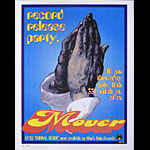 Frank Kozik Mover Record Release Party Poster