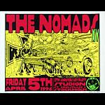 Frank Kozik Nomads Poster
