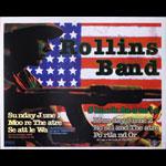 Frank Kozik Henry Rollins Band Poster
