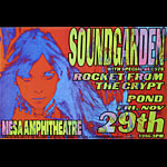 Frank Kozik Soundgarden Poster