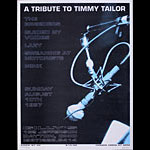 Frank Kozik Timmy Taylor of Brainiac Tribute Poster