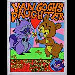Frank Kozik Van Gogh's Daughter Poster