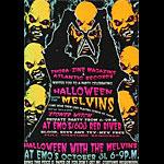 Lindsey Kuhn Melvins Poster
