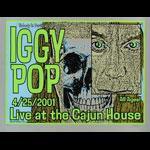 Lindsey Kuhn Iggy Pop Poster