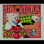 Lindsey Kuhn Jane's Addiction Poster