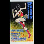 Lindsey Kuhn Nashville Pussy Wonder Woman Poster