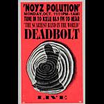 Lindsey Kuhn Deadbolt Poster