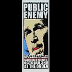 Lindsey Kuhn Public Enemy Poster