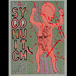 Lindsey Kuhn Sonic Youth Poster